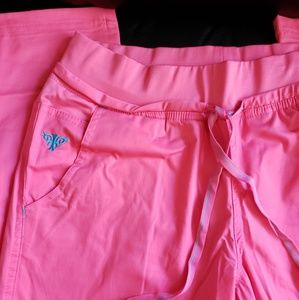 Med couture scrub pants. Size xs
